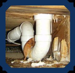 Grout Guru Leaky Shower Pan Amp Water Damage Repair